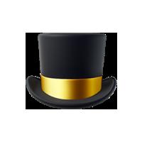 emoji-hat_