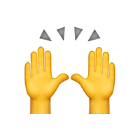emoji_rised hands